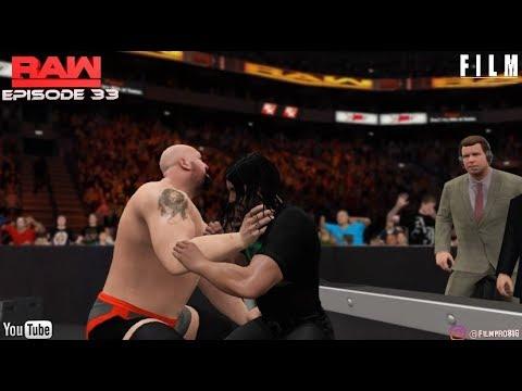 WWE 2K17 Monday Night Raw Story Mode Episode 33