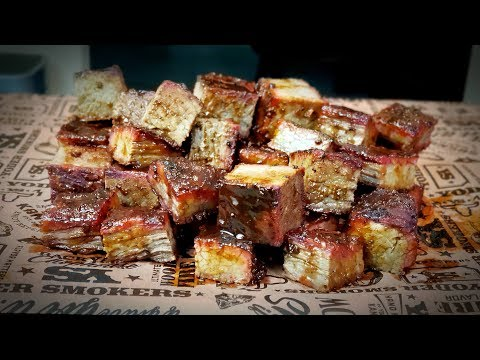 Brisket Burnt Ends | Smoked Beef Brisket