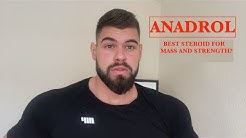 ANADROL | MY EXPERIENCE | BEST STEROID FOR MASS & STRENGTH FOR BODYBUILDING?