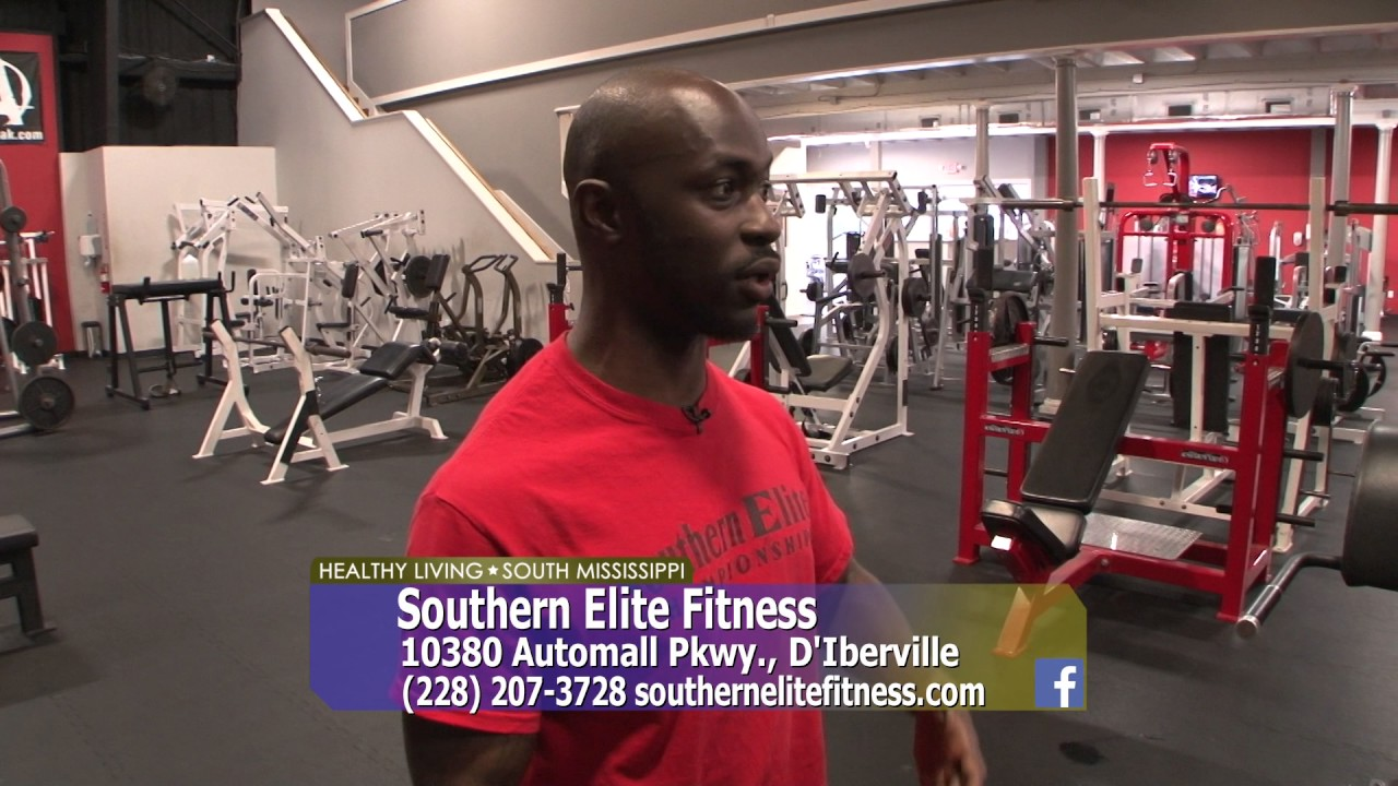 Healthy Living South Mississippi - Southern Elite Fitness