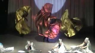 Детский  танец Огонь и вода.