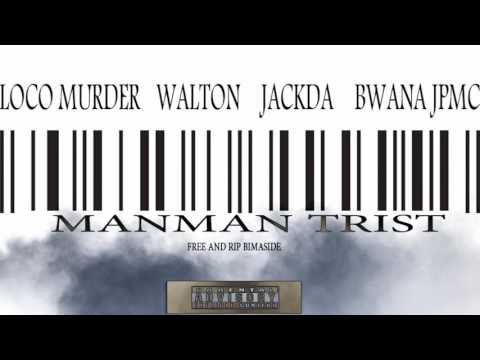 Loco Murder x Walton x Jackda x Bwana - Manman Trist ( Audio Mars 2k17 )