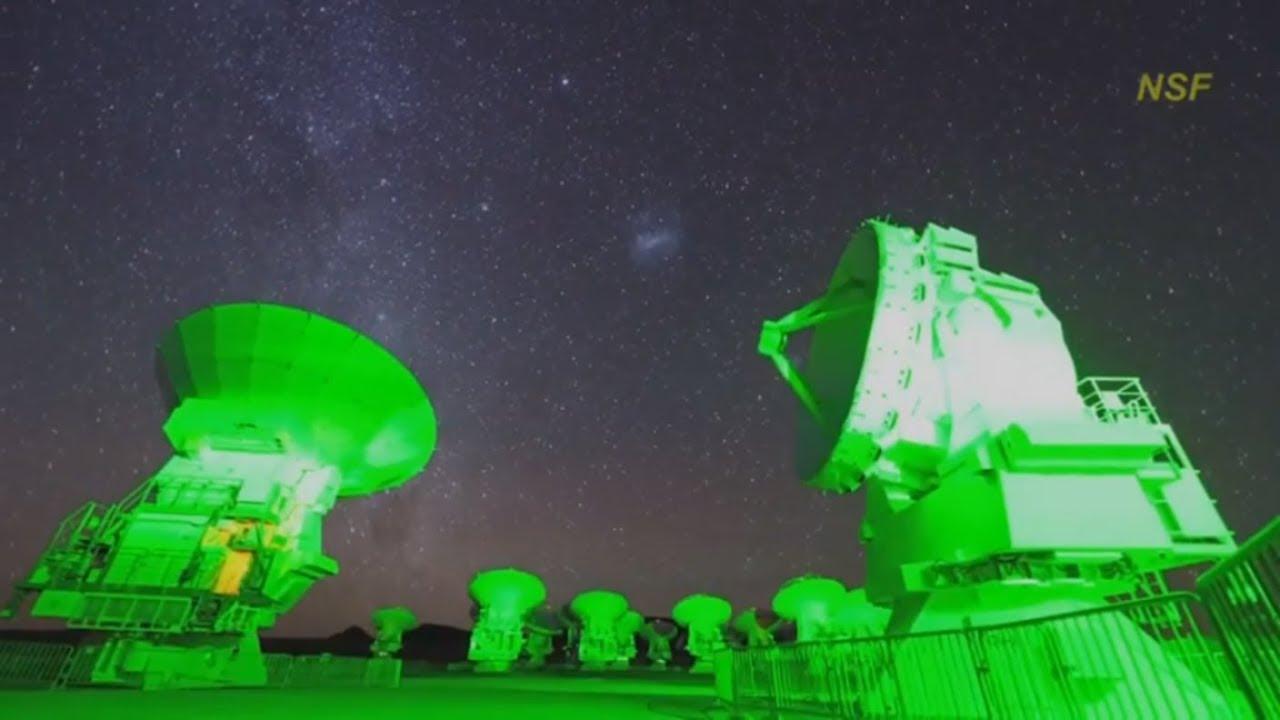 Weltraumforscher wollen erstmals Bild eines Schwarzen Lochs zeigen