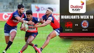 Match Highlights - Kandy SC v CR & FC DRL 2017/18 #38