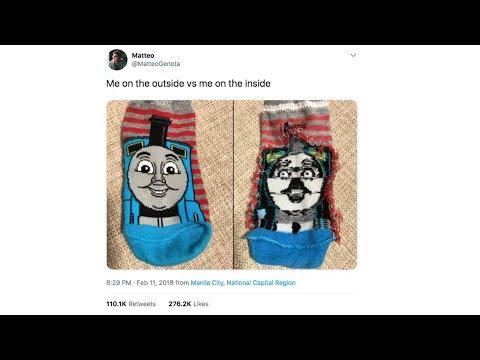 Twitter Posts - Episode 1
