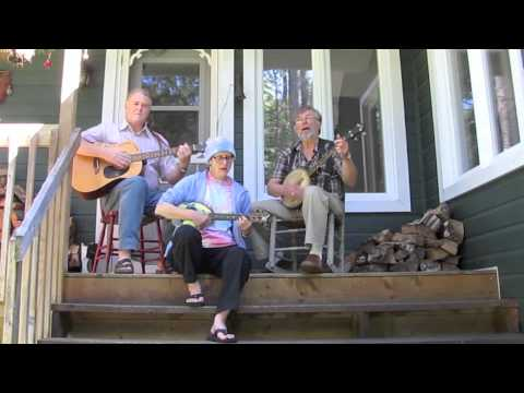 1147. Porch Music - Goodnight Irene (Traditional American) with Lew Dite and Ukulele Katie
