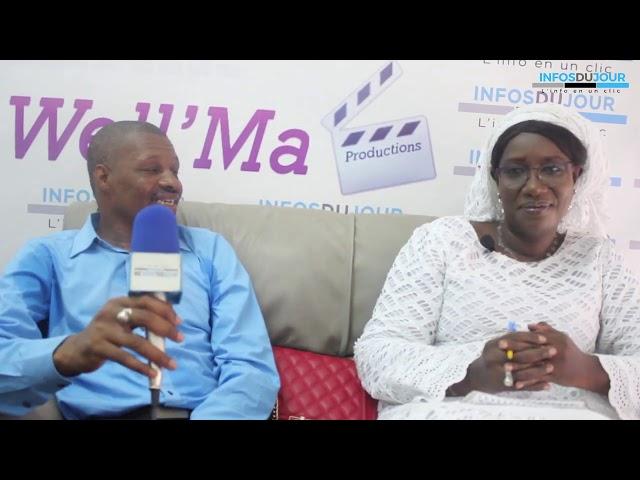Fatoumata Yaye Boye Ly: « La LD rejette toute idée d'un gouvernement d'union nationale. »