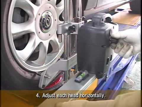 CCD WHEEL ALIGNMENT SYSTEM : CARPER-525