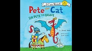 Pete the Cat  SIr Pete the Cat
