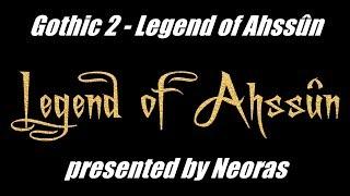 Gothic 2 - Legend of Ahssûn #256 Das Tunnelsystem unter der Burg