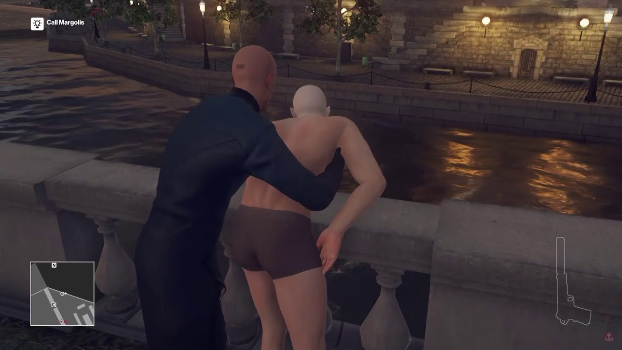Hitman Game Of The Year Edition Walkthrough Gameplay Part 2 Youtube