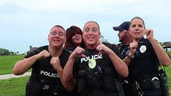 St. Augustine Police Department lipsync challenge