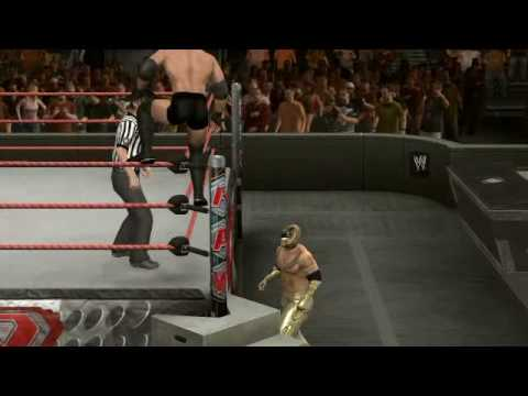WWE SmackDown vs. RAW 2010 12/26/09 22:34