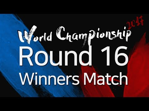 [ENG][2017.09.21] Round 16 Group Winners Match - Blade & Soul Tournament 2017 World Championship