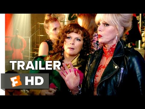 Absolutely Fabulous: The Movie TRAILER 1 (2016) - Rebel Wilson Comedy HD