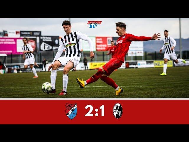 TSV Steinbach Haiger - SC Freiburg II 2:1 ( Regionalliga Südwest I #TSVSCF )