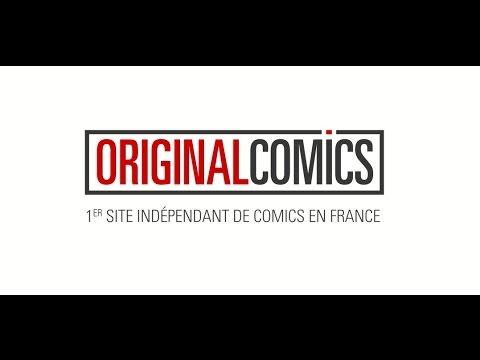 Original Comics, 1er site indépendant de Comics en France