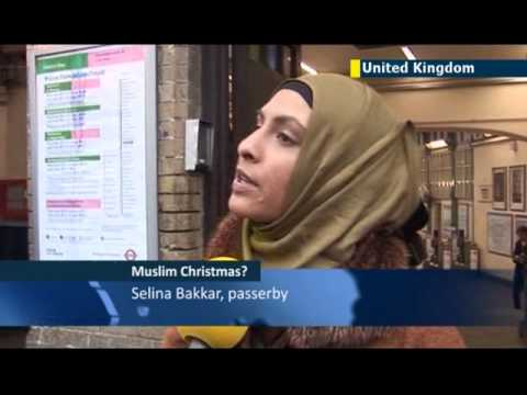 Multicultural London Christmas: Muslims in multi-ethnic English capital reflect on the holiday