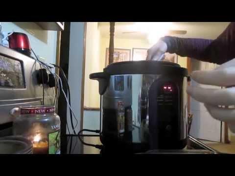 PRESSURE COOKER: AMAZING BEEF ROAST