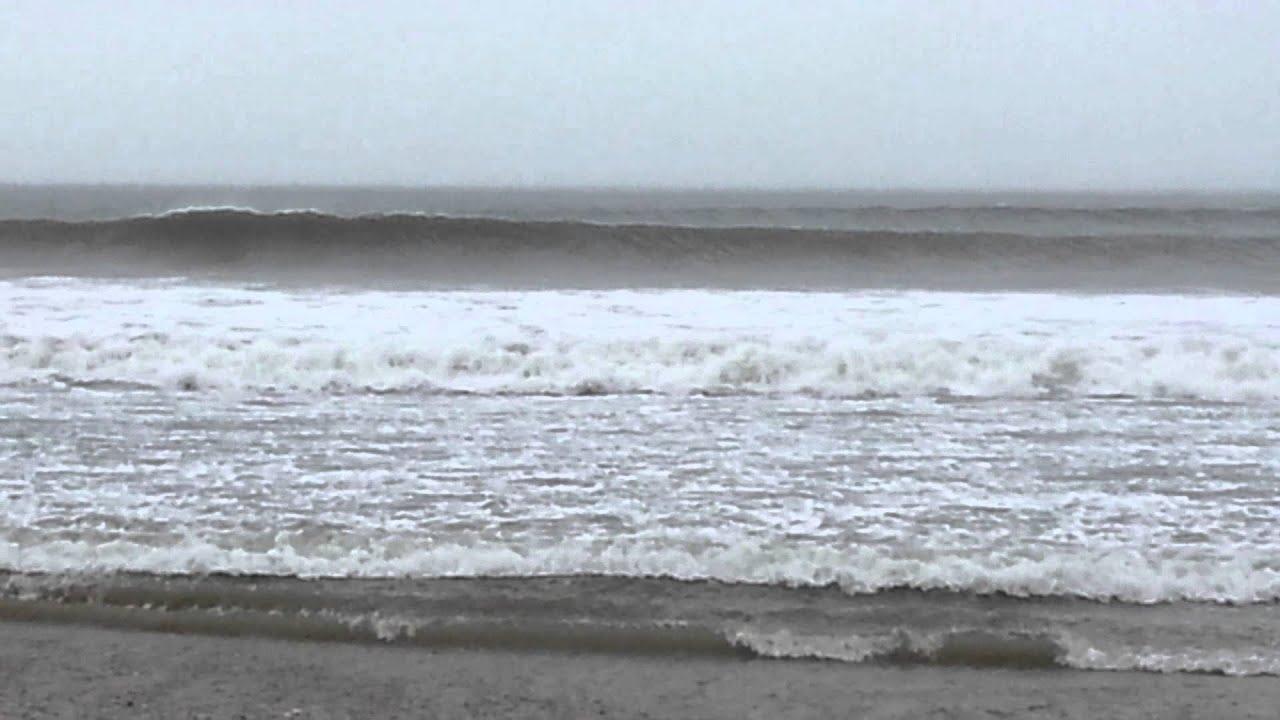 bakers beach westport ma hurricane sandy youtube