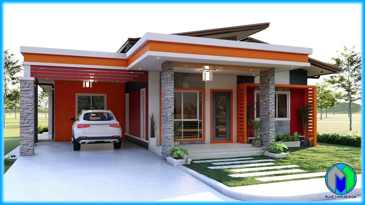 Simple House Design 4 Bedroom
