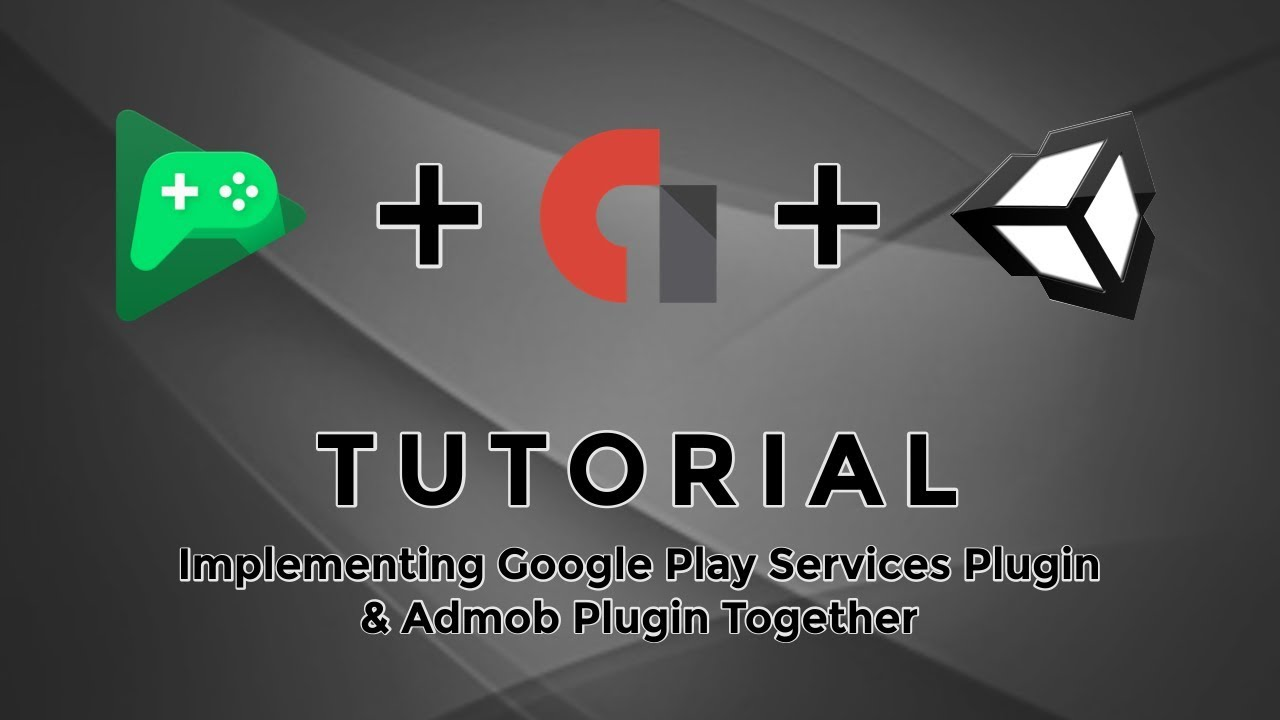 Resolved Google Play Game Services And Admob Plugin In