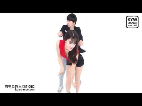 JYP-WHO'S YOUR MAMA COVER DANCE MIRROR
