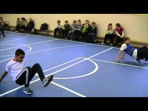 Программа спортивного мероприятия Веселые старты (2,3,4
