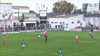 Espectacular pase de Abel Gómez y golazo de Güiza para el Atlético Sanluqueño