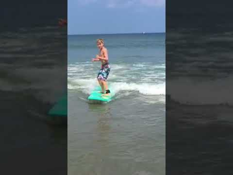 Surfing Hull ma colvin and gavin