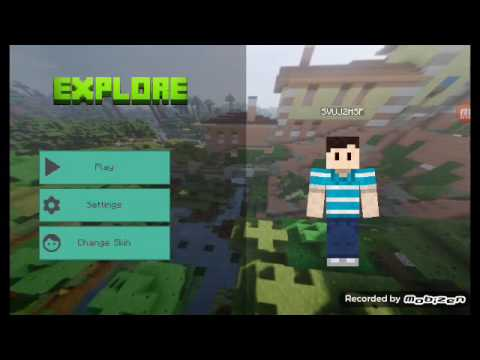 Cach tai minecraft mien phi giong minecraft pe nhat