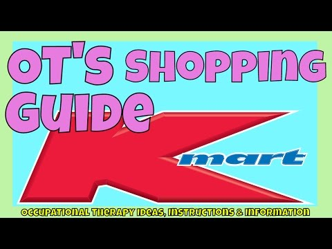 Kmart Australia: Therapy resources | Part 3 | Cheap and fun games and activities
