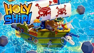 Holy Ship! Pirate Action (Unreleased) Gameplay | Android Action Game