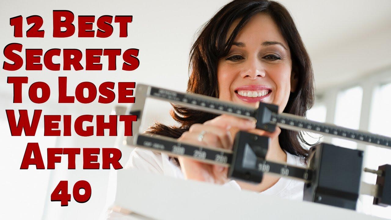 12 Best Secrets To Lose Weight After 40 | Keto die
