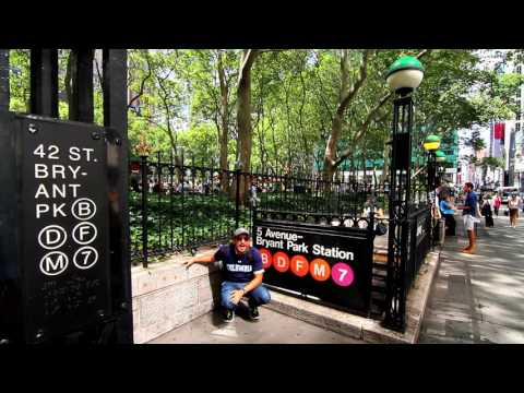^MuniNYC - 5th Avenue-Bryant Park/42nd Street (Manhattan, New York)