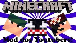 Minecraft Mods - Mod youtubers Venom, Monark e Feromonas [1.3.2] - Download pasta .minecraft aqui !