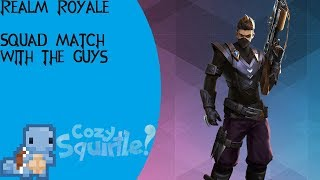 Realm Royale: Squad Match With The Guys