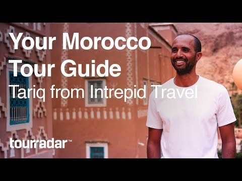 Your Morocco Tour Guide: Tariq from Intrepid Travel