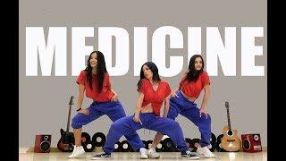 Sona Yesayan Dance Studio - Medicine / JLo 2019 dance video