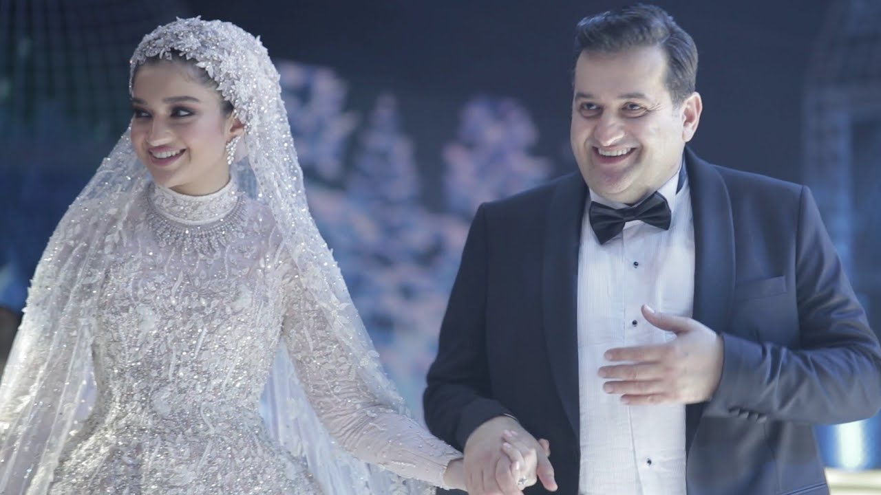 Bride Recorded This Touching Song For Her Father-Daughter Wedding Dance