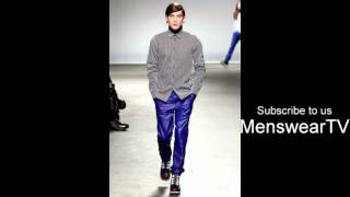 CHRISTOPHER SHANNON Fall 2013 Menswear London Collections Thumbnail