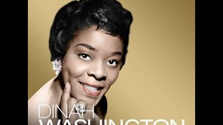 Dinah Washington Mad About the Boy HQ !