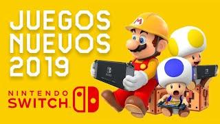 Nintendo Switch 2019 - Nuevos Videojuegos Exclusivos