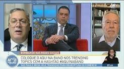 Inquérito das fake news exerce vigilância no governo Bolsonaro, diz jurista | AQUI NA BAND