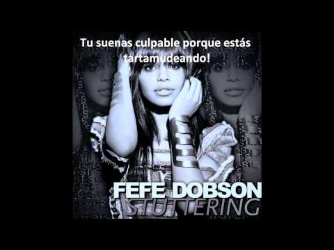 Stuttering - Fefe Dobson ESPAÑOL SUB.