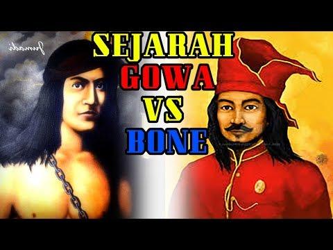 sejara perang gowa sulltan hasanuddin vs arung palakka, (MAKASSAR VS BONE DAN VOC)