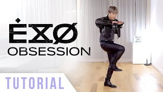 """Download EXO - """"Obsession"""" Dance Tutorial (Explanation + Mirrored) 