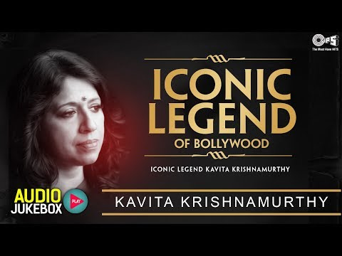 iconic-legend-kavita-krishnamurthy---audio-jukebox-|-dil-hai-tumhaara-|-taal-|-pardes-|-khuda-gawah