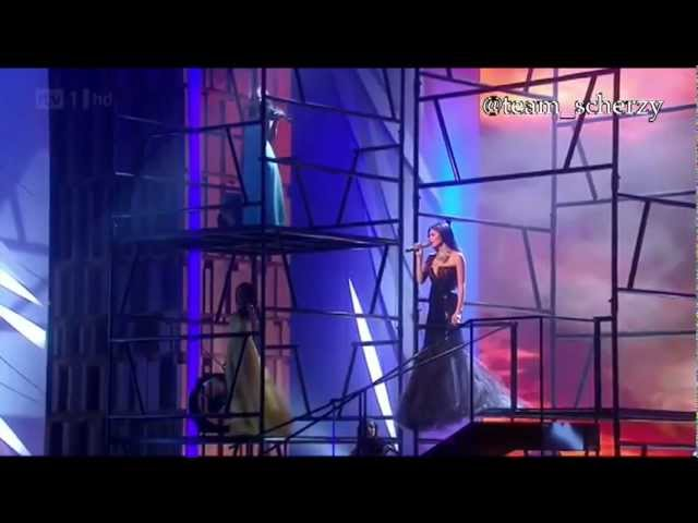 Nicole Scherzinger - Try With Me in Royal Variety Performance 2011