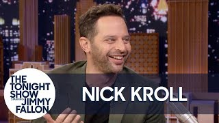 Nick Kroll Reveals What Jimmy's Hormone Monster Sounds Like